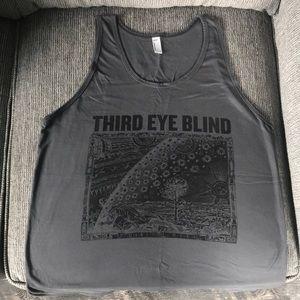 American Apparel Shirts - Third Eye Blind Tank Top